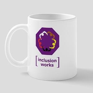 [inclusion works] Mug